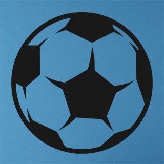 Samolepka na zeď Fotbalový míč 009 - 60x60 cm