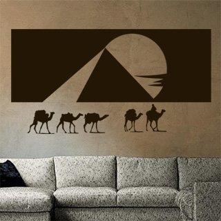 Samolepící dekorace Egypt 001 - 191x100 cm