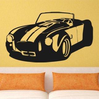 Samolepící dekorace Auto 026 - 140x80 cm
