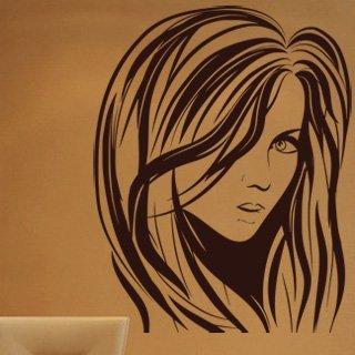 Samolepka Žena 033 - 80x102 cm