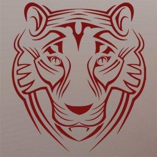 Samolepka Tygr 009 - 60x67cm