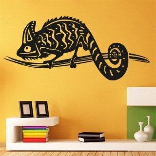 Samolepka na zeď Chameleon 002 - 137x60 cm