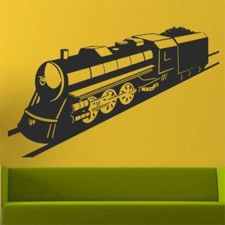 Samolepka na stěnu Vlak 004 - 195x120 cm