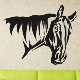 Samolepka Kůň 0363 - 100x82 cm