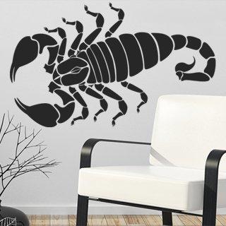 Samolepící dekorace Škorpión 004 - 132x80 cm