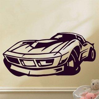 Samolepka na zeď Auto 016 - 128x60 cm