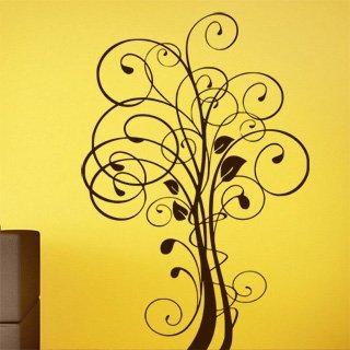 Samolepící dekorace Strom 006 - 120x178 cm