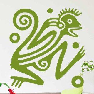 Samolepící dekorace Leguan 001 - 100x106 cm
