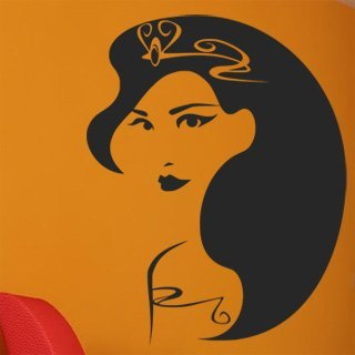 Samolepka Žena 039 - 80x102 cm