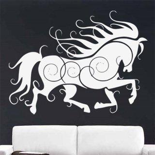 Samolepka Kůň 012 - 120x89 cm