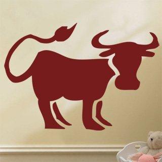 Samolepící dekorace Býk 001 - 144x100 cm