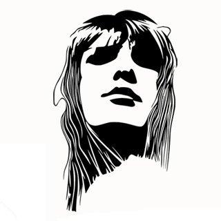 Samolepka Žena 002 - 74x120 cm