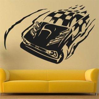 Samolepící dekorace Auto 022 - 156x100 cm