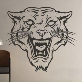 Samolepka Tygr 006 - 120x111 cm