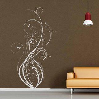 Samolepící dekorace Výhonky 003 - 100x175 cm