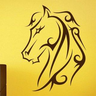 Samolepka Kůň 002 - 80x107 cm