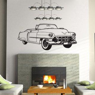 Samolepící dekorace Auto 004 - 224x100 cm