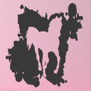 Samolepící dekorace Kůň 029 - 100x110 cm
