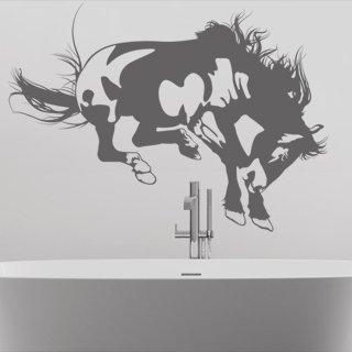 Nálepka na zeď Kůň 007 - 168x120 cm