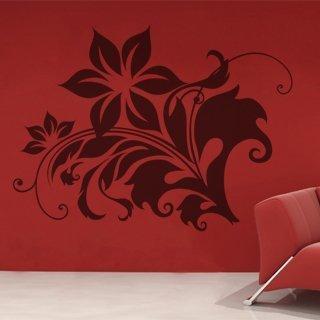 Samolepka na zeď Rostlina 008 - 80x60 cm