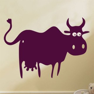 Samolepka Kráva 004 - 112x80 cm