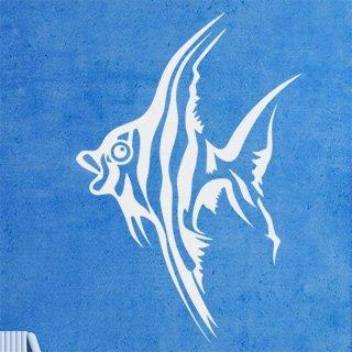 Nálepka na zeď Rybička 001 - 120x176 cm