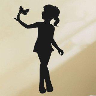 Samolepka Dívka 019 - 68x120 cm