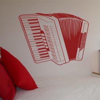 Samolepka Harmonika 001 - 102x80 cm