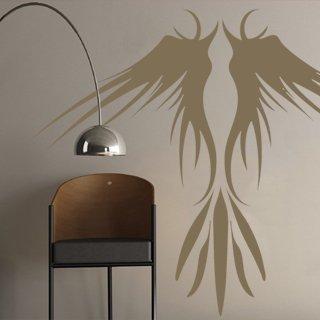 Samolepící dekorace Fénix 004 - 120x95 cm
