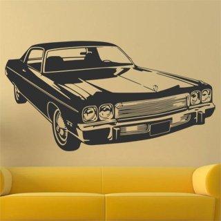 Samolepící dekorace Auto 056 - 191x100 cm