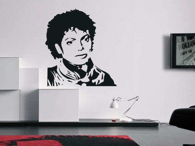 Samolepka na zeď Michael Jackson 1328