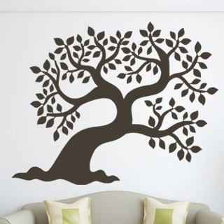 Samolepící dekorace Strom 007 - 120x95 cm