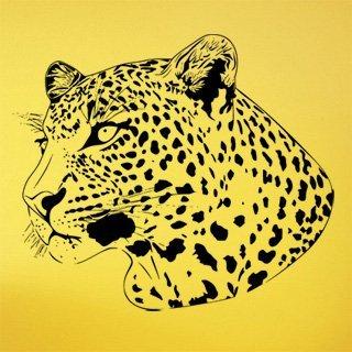 Samolepící dekorace Leopard 002 - 140x120 cm