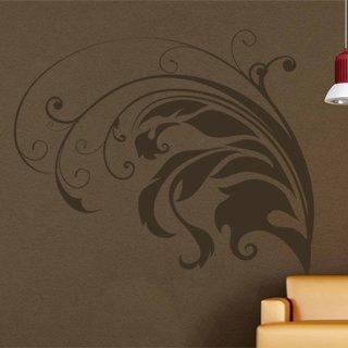 Samolepka na zeď Rostlina 009 - 70x60 cm