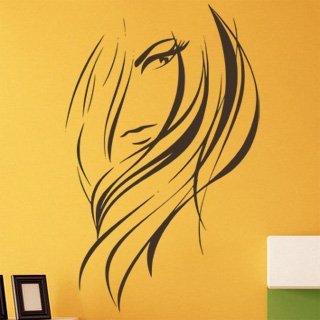 Samolepka Žena 018 - 76x120 cm