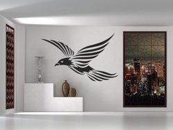 Samolepky na zeď Pták 001