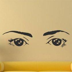 Samolepky na zeď Oči ženy 1305