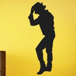 Samolepky na zeď Michael Jackson 1341