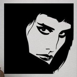 Samolepky na zeď Freddie Mercury 1362