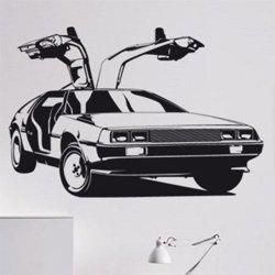 Samolepky na zeď Auto 009