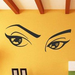 Samolepky na zeď Oči ženy 1303