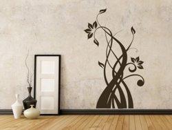 Samolepky na zeď Rostlina 011