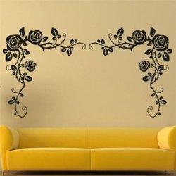 Samolepky na zeď Růže 0185