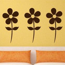 Samolepky na zeď Květiny 046
