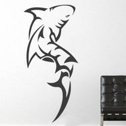 Samolepky na zeď Žralok 009