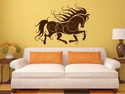 Samolepky na zeď Kůň 012