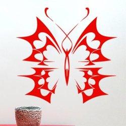 Samolepky na zeď Motýl 009