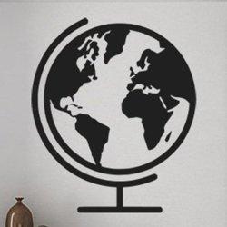 Samolepky na zeď Globus 1227