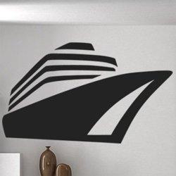 Samolepky na zeď Loď 0945