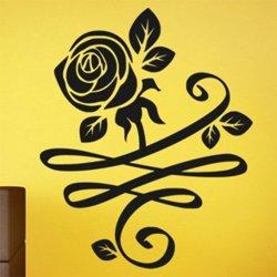 Samolepky na zeď Růže 0184